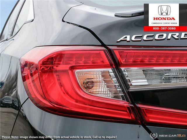 2019 Honda Accord Sport 2.0T (Stk: 19419) in Cambridge - Image 11 of 24