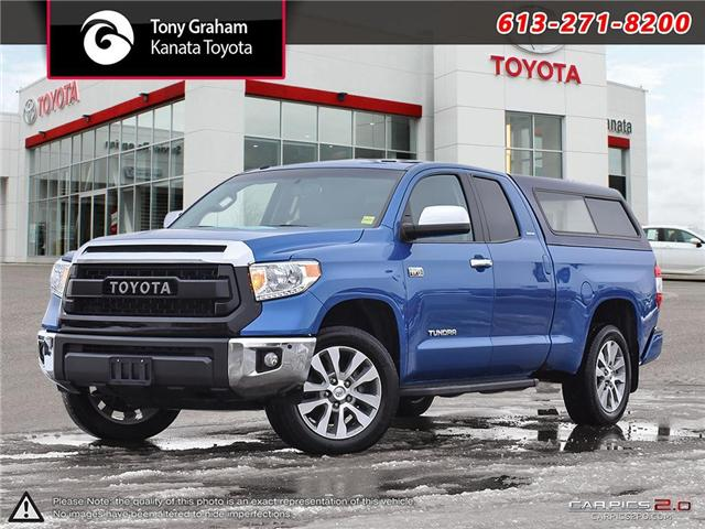 2016 Toyota Tundra Limited 5.7L V8 (Stk: 89150A) in Ottawa - Image 1 of 28