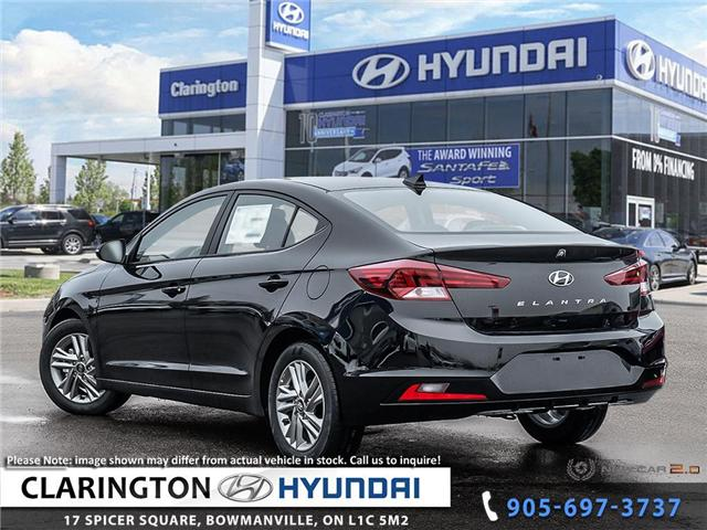 2019 Hyundai Elantra Preferred (Stk: 19015) in Clarington - Image 4 of 24