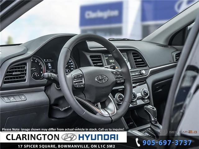 2019 Hyundai Elantra Preferred (Stk: 19015) in Clarington - Image 12 of 24