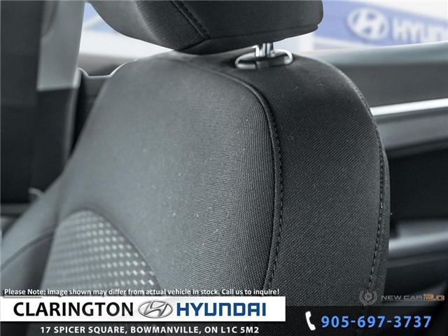 2019 Hyundai Elantra Preferred (Stk: 19015) in Clarington - Image 21 of 24