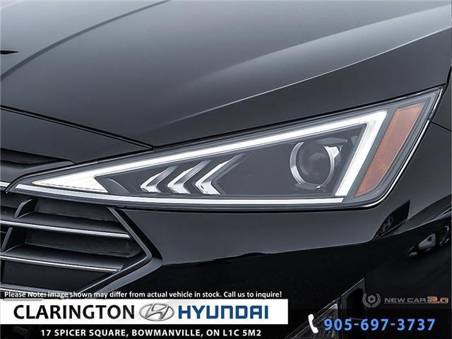 2019 Hyundai Elantra Preferred (Stk: 19013) in Clarington - Image 10 of 24