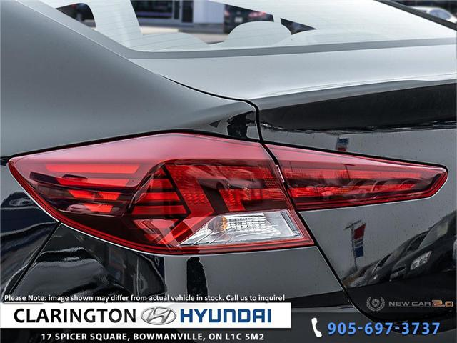 2019 Hyundai Elantra Preferred (Stk: 19013) in Clarington - Image 11 of 24