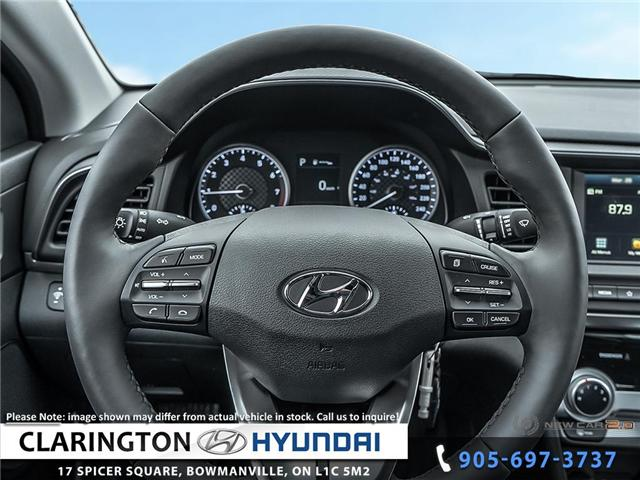 2019 Hyundai Elantra Preferred (Stk: 19013) in Clarington - Image 14 of 24