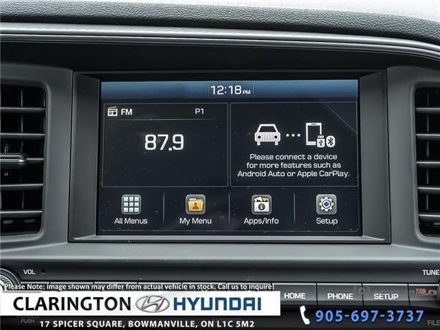 2019 Hyundai Elantra Preferred (Stk: 19013) in Clarington - Image 19 of 24
