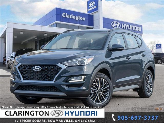 2019 Hyundai Tucson Preferred w/Trend Package (Stk: 19031) in Clarington - Image 1 of 24