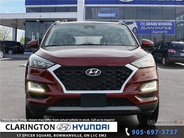 2019 Hyundai Tucson Preferred w/Trend Package (Stk: 19032) in Clarington - Image 2 of 24