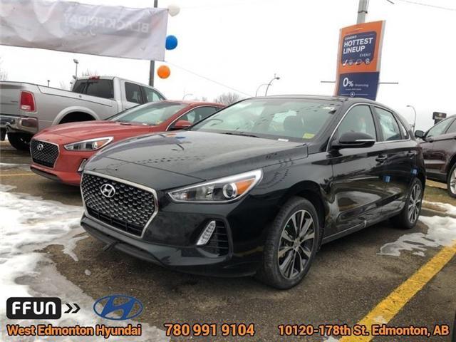 2018 Hyundai Elantra GT GLS (Stk: EG80922) in Edmonton - Image 1 of 6