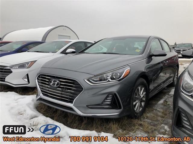 2018 Hyundai Sonata  (Stk: SN83241) in Edmonton - Image 1 of 6