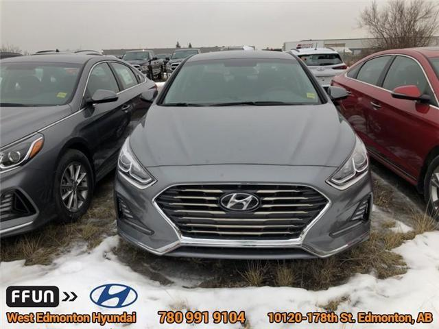 2018 Hyundai Sonata  (Stk: SN83628) in Edmonton - Image 2 of 6