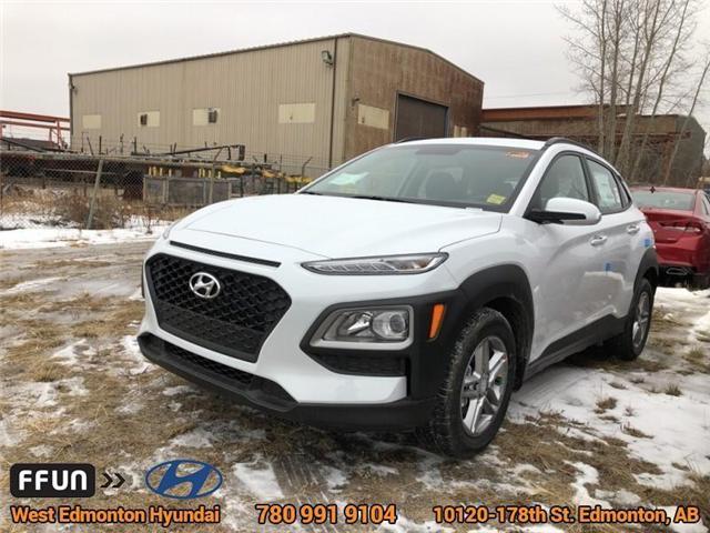 2019 Hyundai KONA 2.0L Essential (Stk: KN99320) in Edmonton - Image 1 of 6