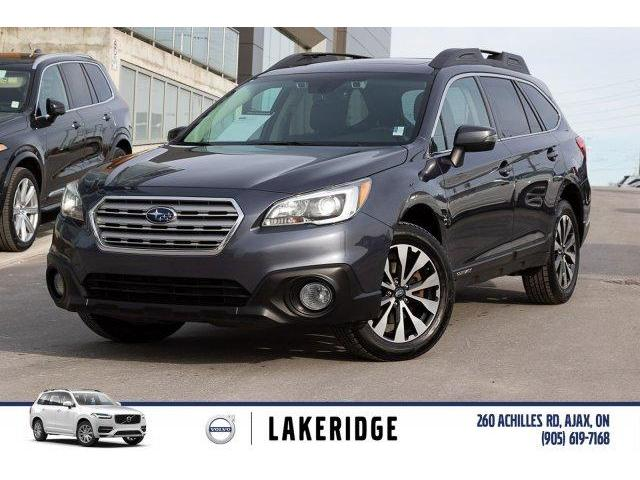 2017 Subaru Outback 3.6R Limited (Stk: P0145) in Ajax - Image 1 of 30
