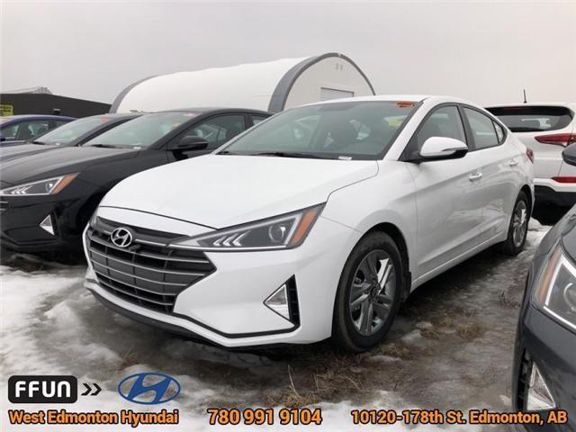 2019 Hyundai Elantra  (Stk: EL91783) in Edmonton - Image 1 of 6