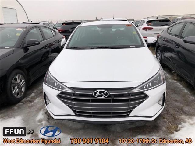 2019 Hyundai Elantra  (Stk: EL91783) in Edmonton - Image 2 of 6
