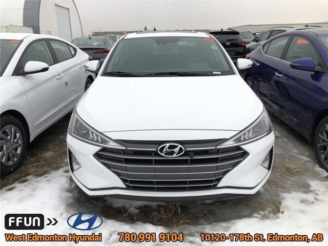 2019 Hyundai Elantra Luxury (Stk: EL92833) in Edmonton - Image 2 of 6