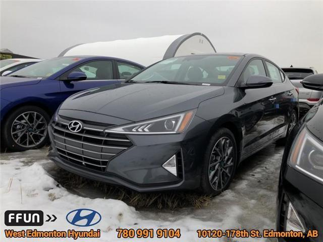 2019 Hyundai Elantra Luxury (Stk: EL92162) in Edmonton - Image 1 of 6