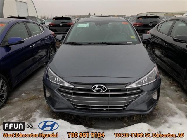 2019 Hyundai Elantra Luxury (Stk: EL92162) in Edmonton - Image 2 of 6
