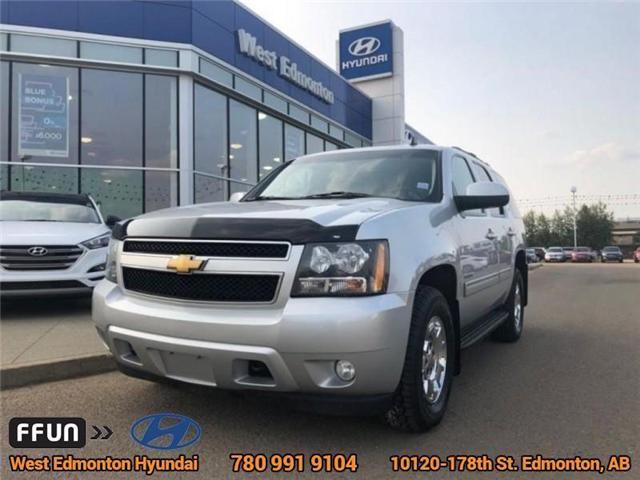 2013 Chevrolet Tahoe LT (Stk: P0832) in Edmonton - Image 1 of 21