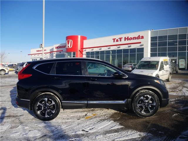 2019 Honda CR-V Touring (Stk: 2190409) in Calgary - Image 2 of 9