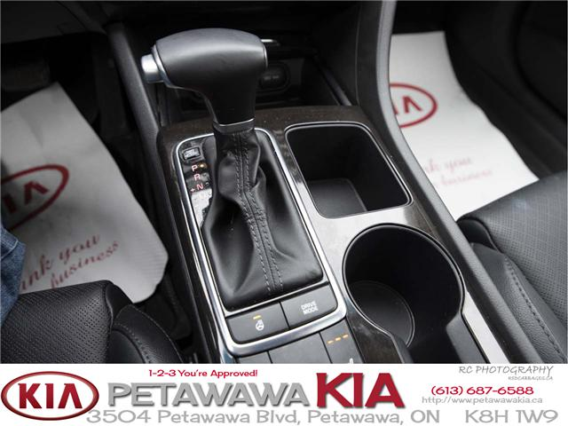 2016 Kia Optima EX (Stk: 18235-1) in Petawawa - Image 17 of 25