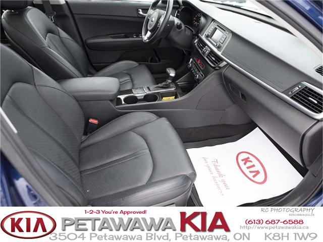 2016 Kia Optima EX (Stk: 18235-1) in Petawawa - Image 19 of 25