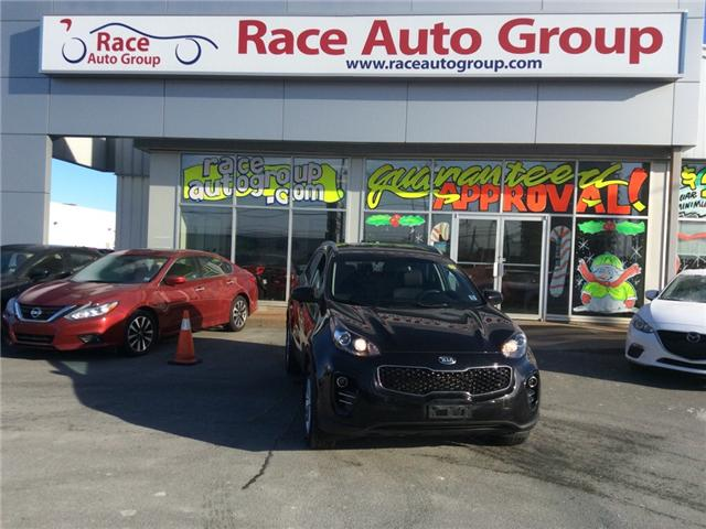 2018 Kia Sportage LX (Stk: 16390) in Dartmouth - Image 1 of 22
