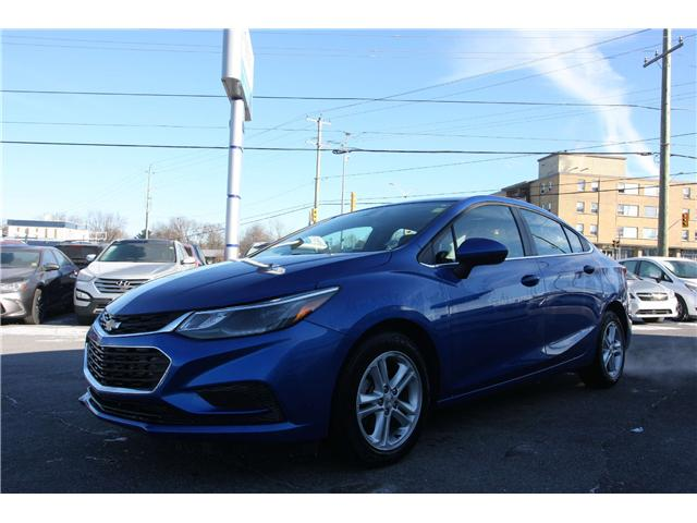 2018 Chevrolet Cruze LT Auto (Stk: 182096) in Kingston - Image 7 of 13