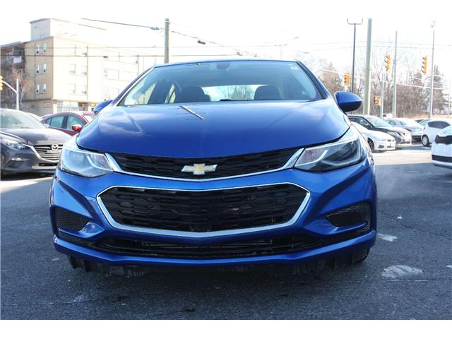 2018 Chevrolet Cruze LT Auto (Stk: 182096) in Kingston - Image 8 of 13