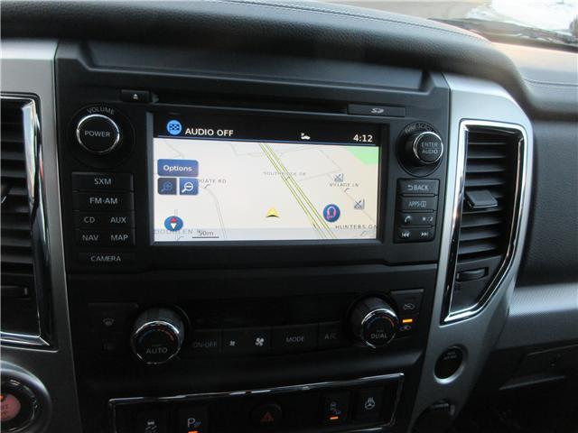 2018 Nissan Titan PRO-4X (Stk: 8383) in Okotoks - Image 5 of 27