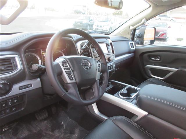 2018 Nissan Titan PRO-4X (Stk: 8383) in Okotoks - Image 8 of 27