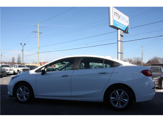 2018 Chevrolet Cruze LT Auto (Stk: 190005) in Kingston - Image 6 of 13
