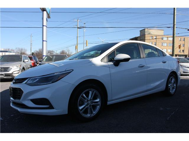 2018 Chevrolet Cruze LT Auto (Stk: 190005) in Kingston - Image 7 of 13