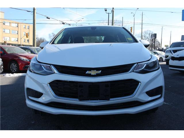 2018 Chevrolet Cruze LT Auto (Stk: 190005) in Kingston - Image 8 of 13