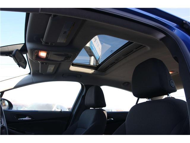 2018 Chevrolet Cruze LT Auto (Stk: 182099) in Kingston - Image 12 of 13
