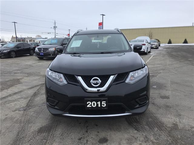 2015 Nissan Rogue S (Stk: 19012) in Sudbury - Image 2 of 17