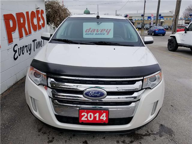 2014 Ford Edge SEL (Stk: 18-739T) in Oshawa - Image 2 of 15