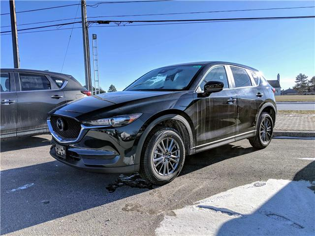 2019 Mazda CX-5 GS (Stk: I7466) in Peterborough - Image 1 of 10