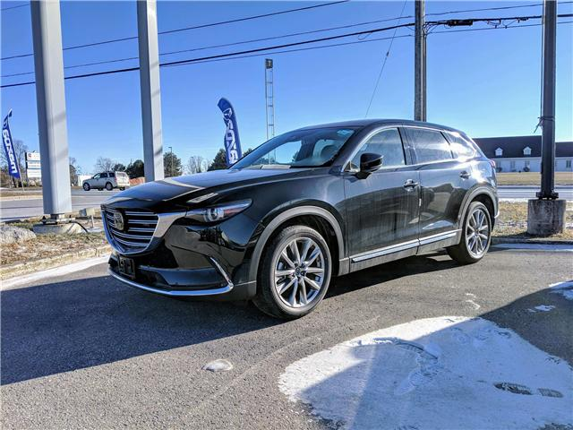 2019 Mazda CX-9 GT (Stk: I7419) in Peterborough - Image 1 of 9