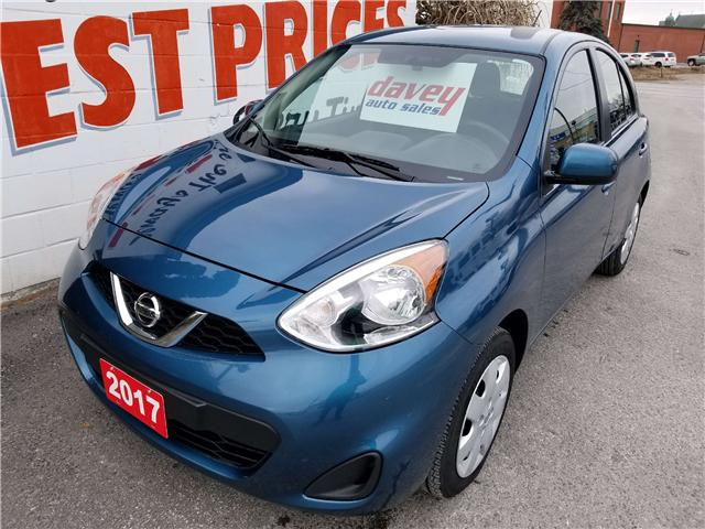 2017 Nissan Micra S (Stk: 19-013) in Oshawa - Image 1 of 15