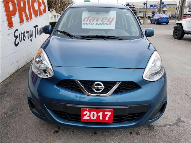 2017 Nissan Micra S (Stk: 19-013) in Oshawa - Image 2 of 15