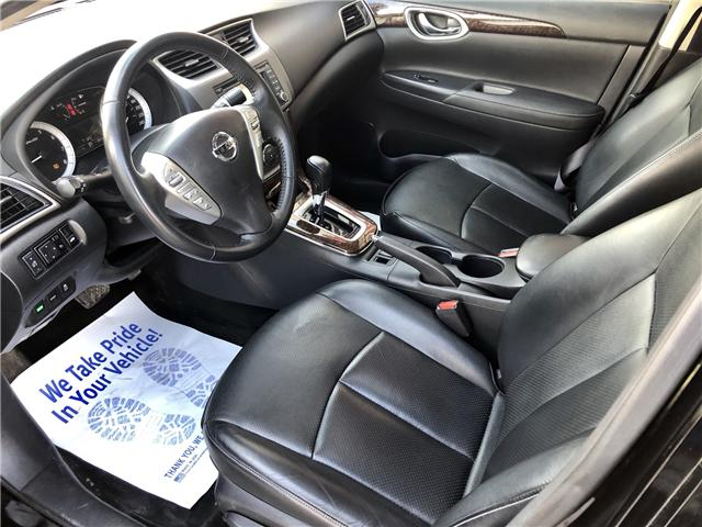 2014 Nissan Sentra 1.8 SL (Stk: 626453) in Toronto - Image 9 of 14