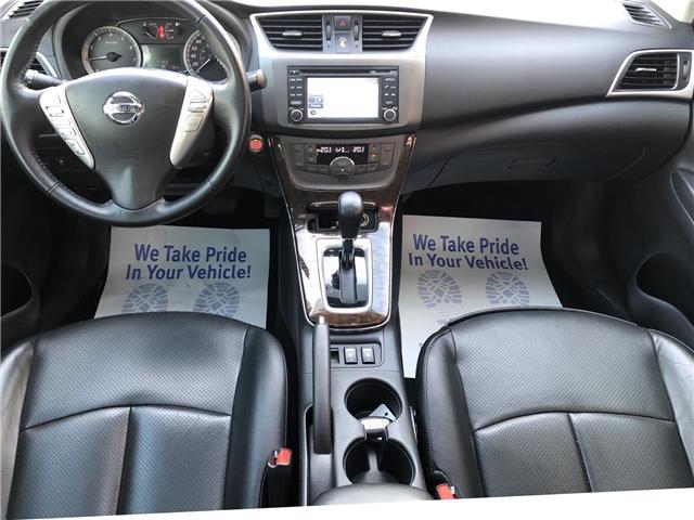 2014 Nissan Sentra 1.8 SL (Stk: 626453) in Toronto - Image 11 of 14