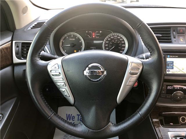 2014 Nissan Sentra 1.8 SL (Stk: 626453) in Toronto - Image 12 of 14