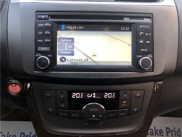 2014 Nissan Sentra 1.8 SL (Stk: 626453) in Toronto - Image 13 of 14