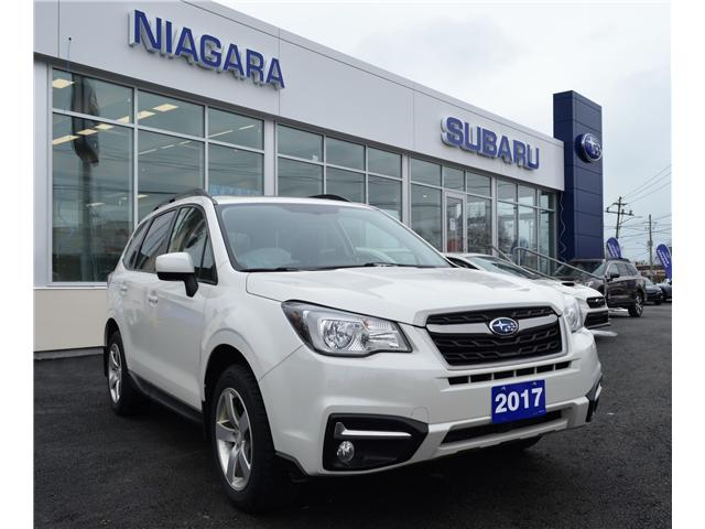 2017 Subaru Forester 2.5i Touring (Stk: Z1448) in St.Catharines - Image 1 of 16