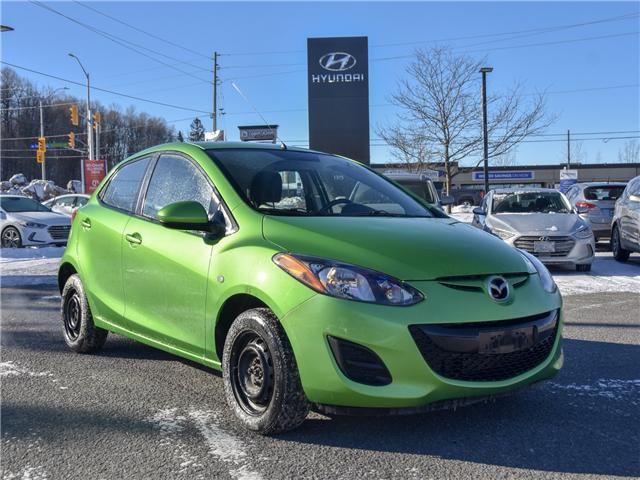 2012 Mazda Mazda2 GX (Stk: SL85926A) in Ottawa - Image 1 of 11