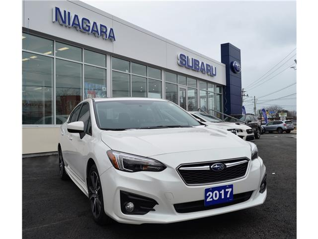 2017 Subaru Impreza Sport (Stk: Z1431) in St.Catharines - Image 1 of 30