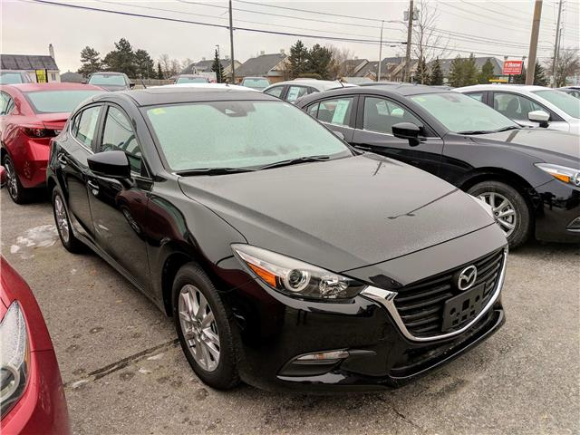 2018 Mazda Mazda3 GS (Stk: I7304) in Peterborough - Image 1 of 10