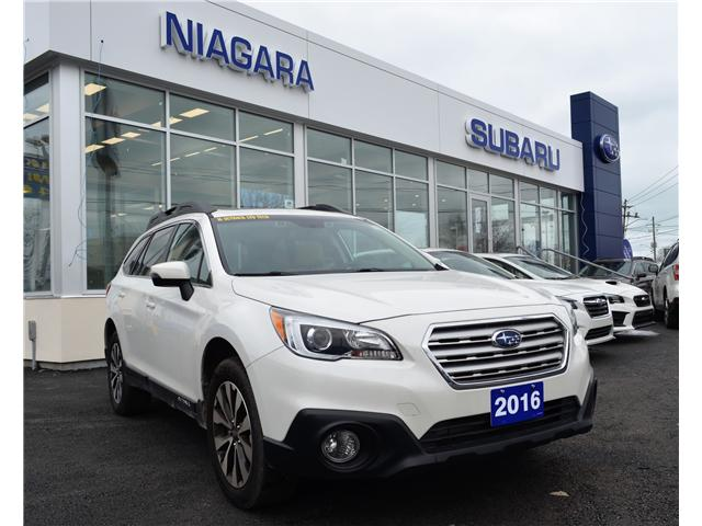 2016 Subaru Outback 3.6R Limited Package (Stk: Z1372) in St.Catharines - Image 1 of 24