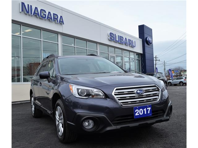 2017 Subaru Outback 2.5i (Stk: Z1441) in St.Catharines - Image 1 of 27